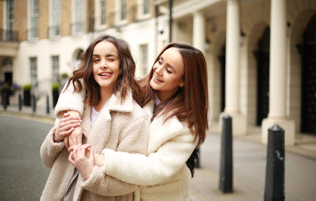 Savina & Olivia | London
